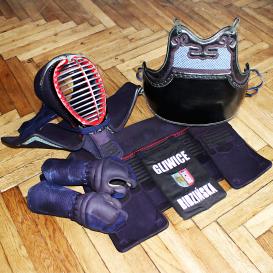 Ubiór i sprzęt do Kendo