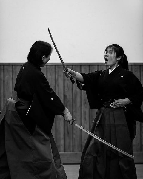 Nihon Kendo Kata - kodachi
