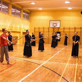 Ruszają zajęcią Kendo – rok szkolny 2016